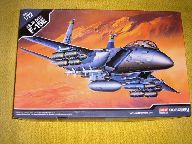 F-15E Strike Eagle 1/72 Academy