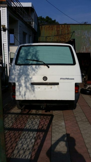 Klapa tylna Volkswagen T4 Transporter,Caravelle,Multivan