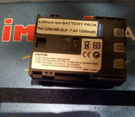NB-2LH bateria Canon