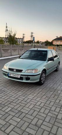 Honda Civic 1999гв. Газ/Бензин