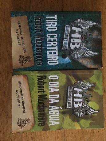 Colecao Henderson Boys - 2 livros