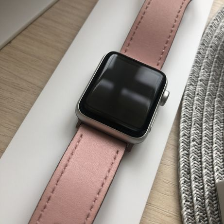 Aplle Watch series 3 38mm silver