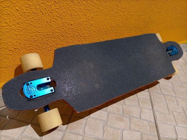 Longboard skate completo