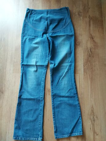Spodnie ciążowe roz 38