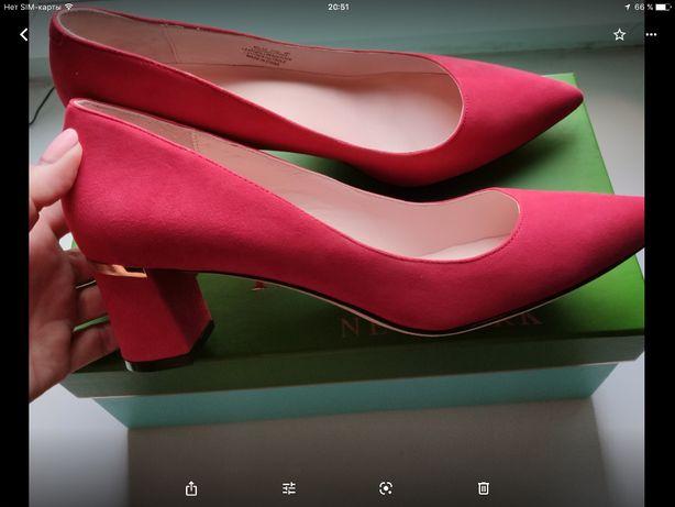 Шикарные туфли Kate Spade New York, 9 ам., оригинал
