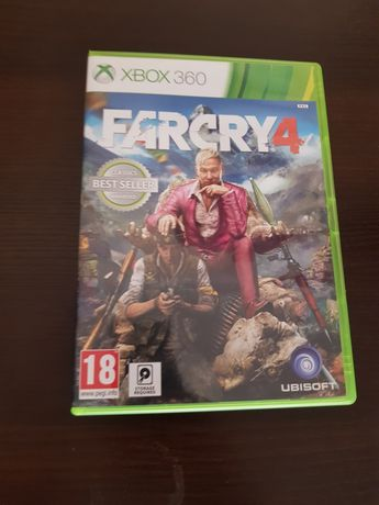Far cry 4 xbox 360 PL