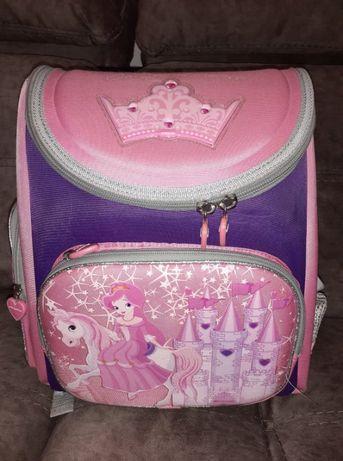 Шкільний ортопедичний рюкзак для дівчинки DR Kong