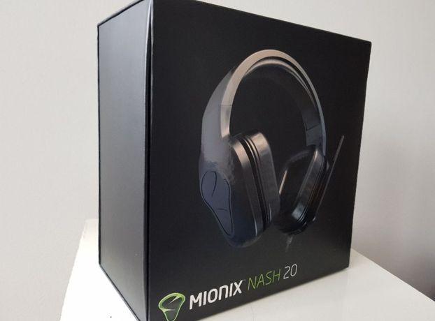Игровая гарнитура Mionix Nash 20, Наушники геймерские с микрофоном