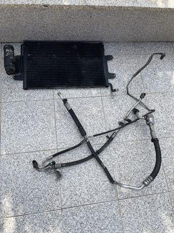 Radioador de ac seat ibiza 6k2