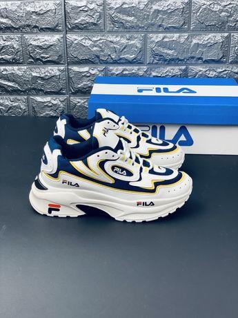 Кроссовки Fila Disruptor кросовки Фила, Кросівки Філа всі розміри Топ