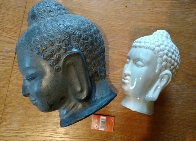 2 głowy Młody Budda