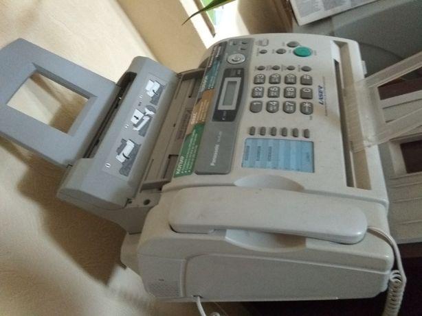 Телефон лазерний Факс Panasonic KX-FL403