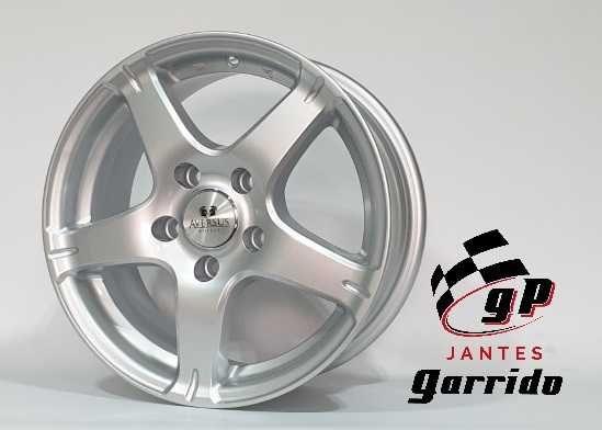 2522 - Jantes Aversus Snow Ice 15 5x112, para VW, Audi, Skoda, etc.
