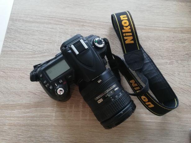 NIKON D90 + 2 obiektywy 16-85 i 50