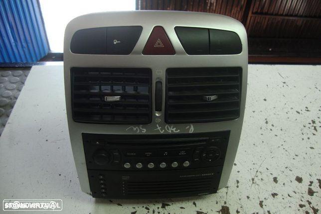 Rádio Peugeot 307 SW