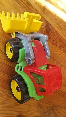 Детский трактор машинка технок