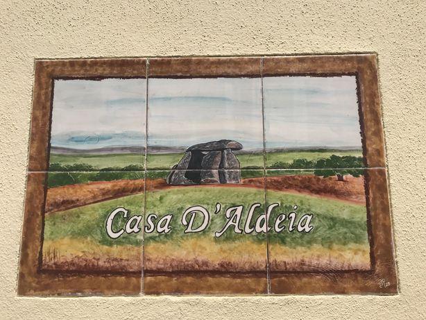 """Alojamento Local """"Casa D'Aldeia"""" em Aldeia da Mata - Crato"""