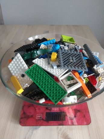 klocki Lego mix oryginalne kilogram zestaw II