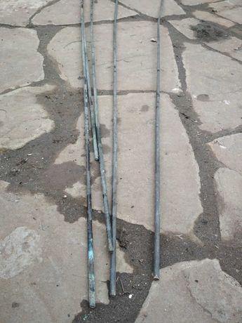 Прут латунный(бронза) 8мм