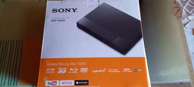 Odtwarzacz blu ray Sony BDP-6500