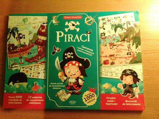 Piraci zabawy kreatywne