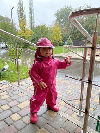 Дождевик шапка сапоги reima костюм от дождя грязепруф