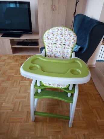 """Fotelik krzesełko do karmienia ze stoliczkiem """"Tresor"""" 3w1 Ecotoys"""