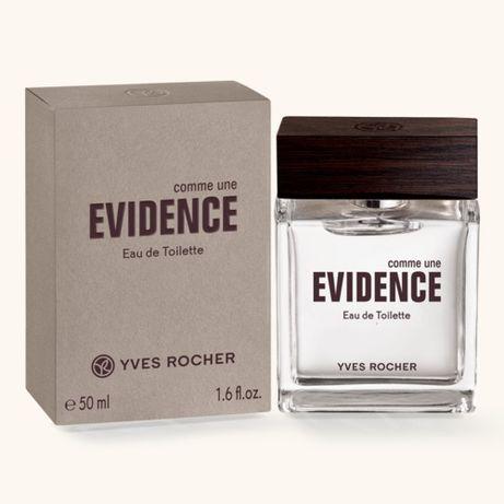 Woda toaletowa Comme une Evidence Homme 50ml od Yves Rocher