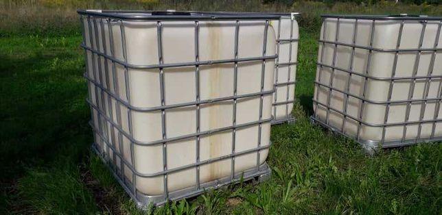 pojemnik mauser mauzer 1000 l