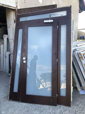 Drzwi drewniane wewnętrzne 158/237