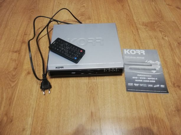 Dvd korr 2268 - USB