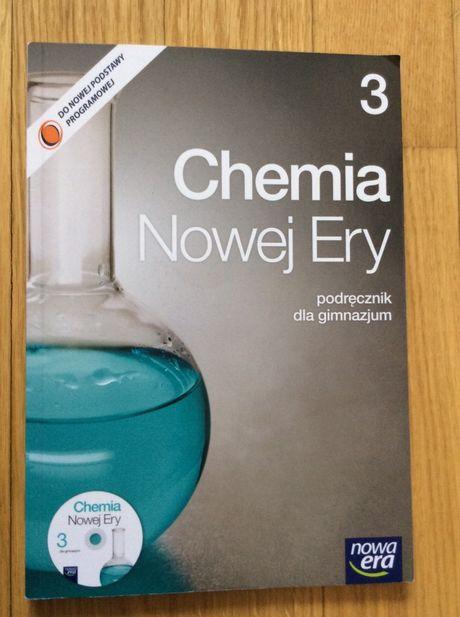 Podręcznik chemia + płyta CV gratis