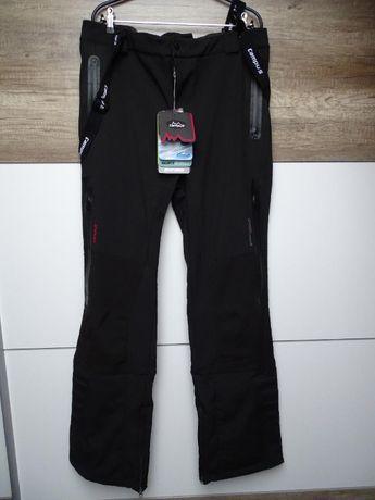 Spodnie softshell Campus Ginter r. XL narty snowboard 15,000