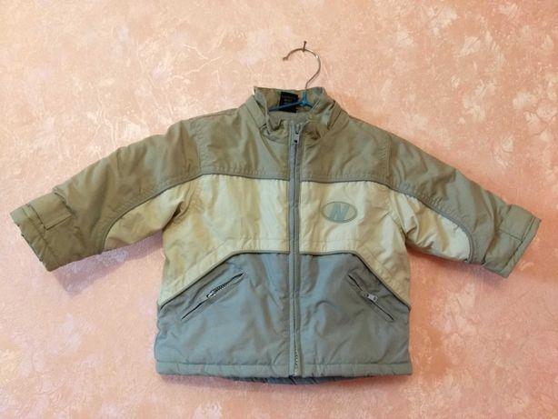 Детская теплая курточка Next.