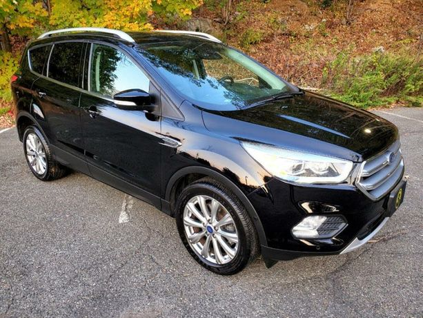 Продам Ford Escape TITANIUM 2017