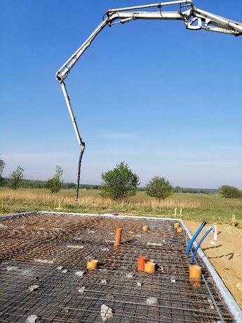 Fundamenty, Płyty Fundamentowe, budowa domu, strop, Projekt-Wykonanie
