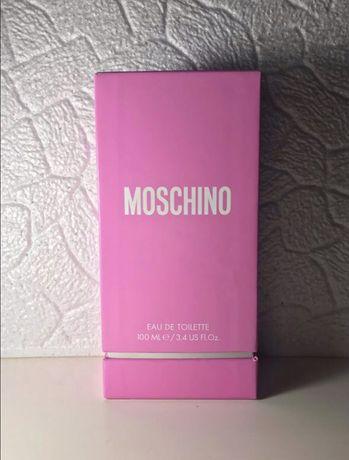 MOSCHINO pink fresh оригинал