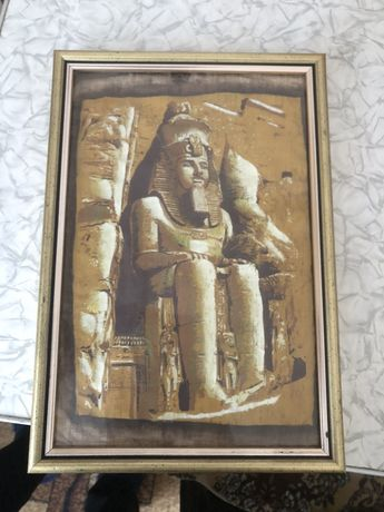 Продам картину Папирус Рамсес