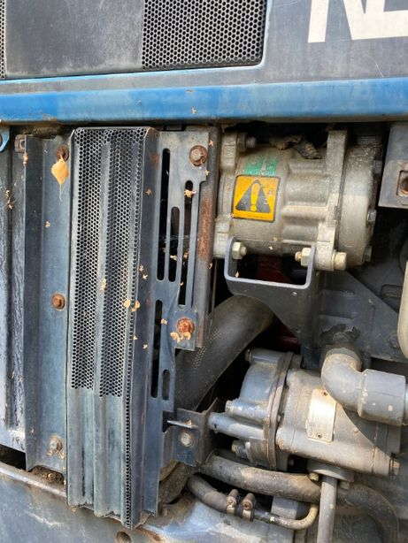 Klimatyzacja Ford/New Holland 5640, 7740, 7840, New Holland TS