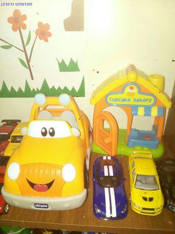 Продам игрушки: магазин музыкальный машины, модели машин