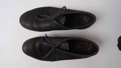 Buty skórzane 39 i pół