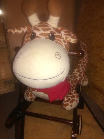 Bujak żyrafa 2w1