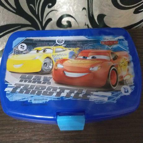 Ланч-бокс Disney Cars Тачки