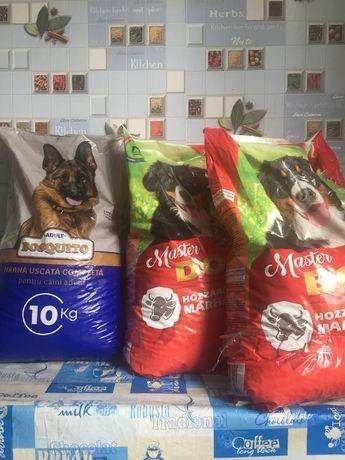 Корм для собак 10 кг в мешке ,со вкусом телятины,Польша