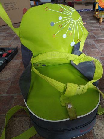 Cadeira de viagem badabulle