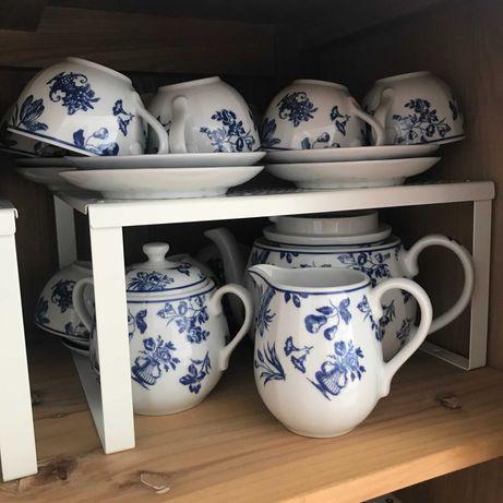 Vista Alegre - Serviço de jantar, café e chá - Chintz Azul (115 peças)
