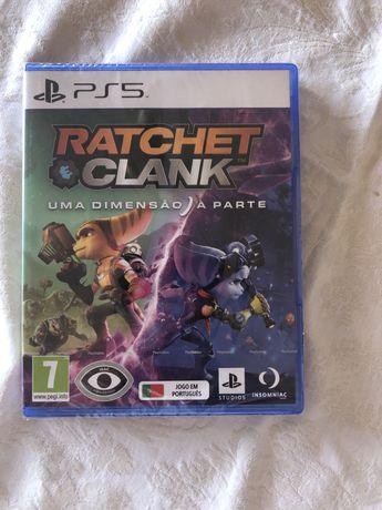 Rachet and Clank Ps5 jogo selado