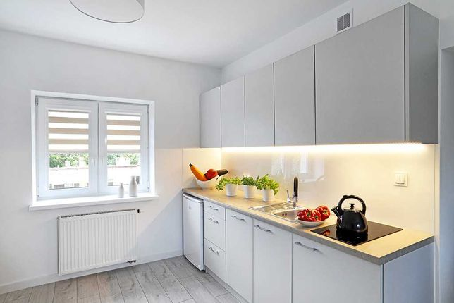 Nowa mieszkanie 27,5 m2 w pełni wyposażone ul. Jarocka 37/8