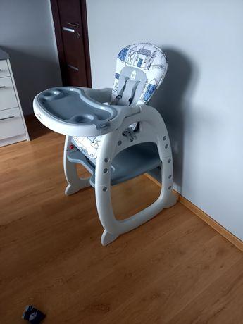 Krzesełko do karmienia CARETERO 2X1