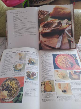 Кулінарні книги. Висоцька. Франс